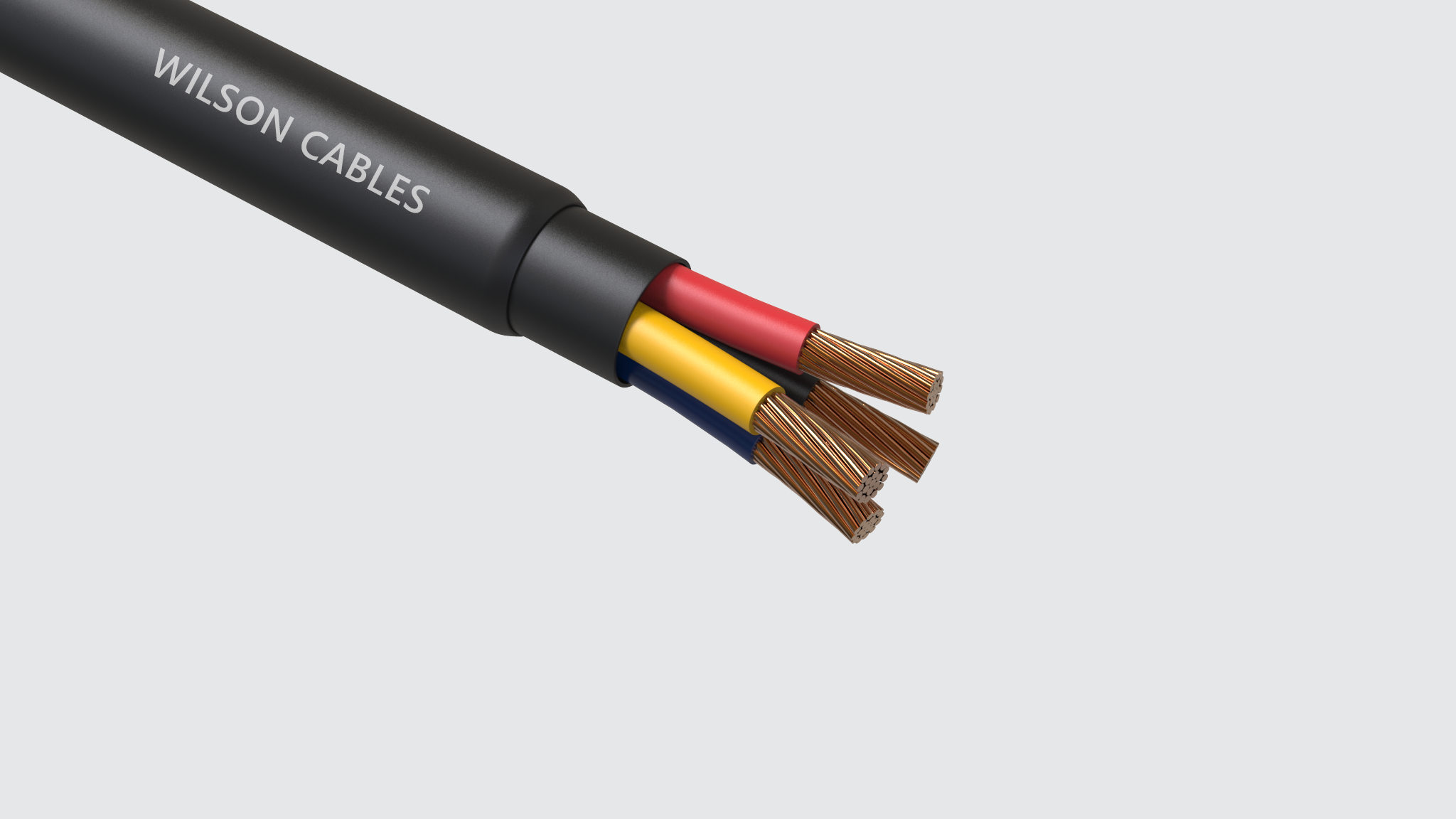 PVC Insulated PVC Sheathed Flexible Cables