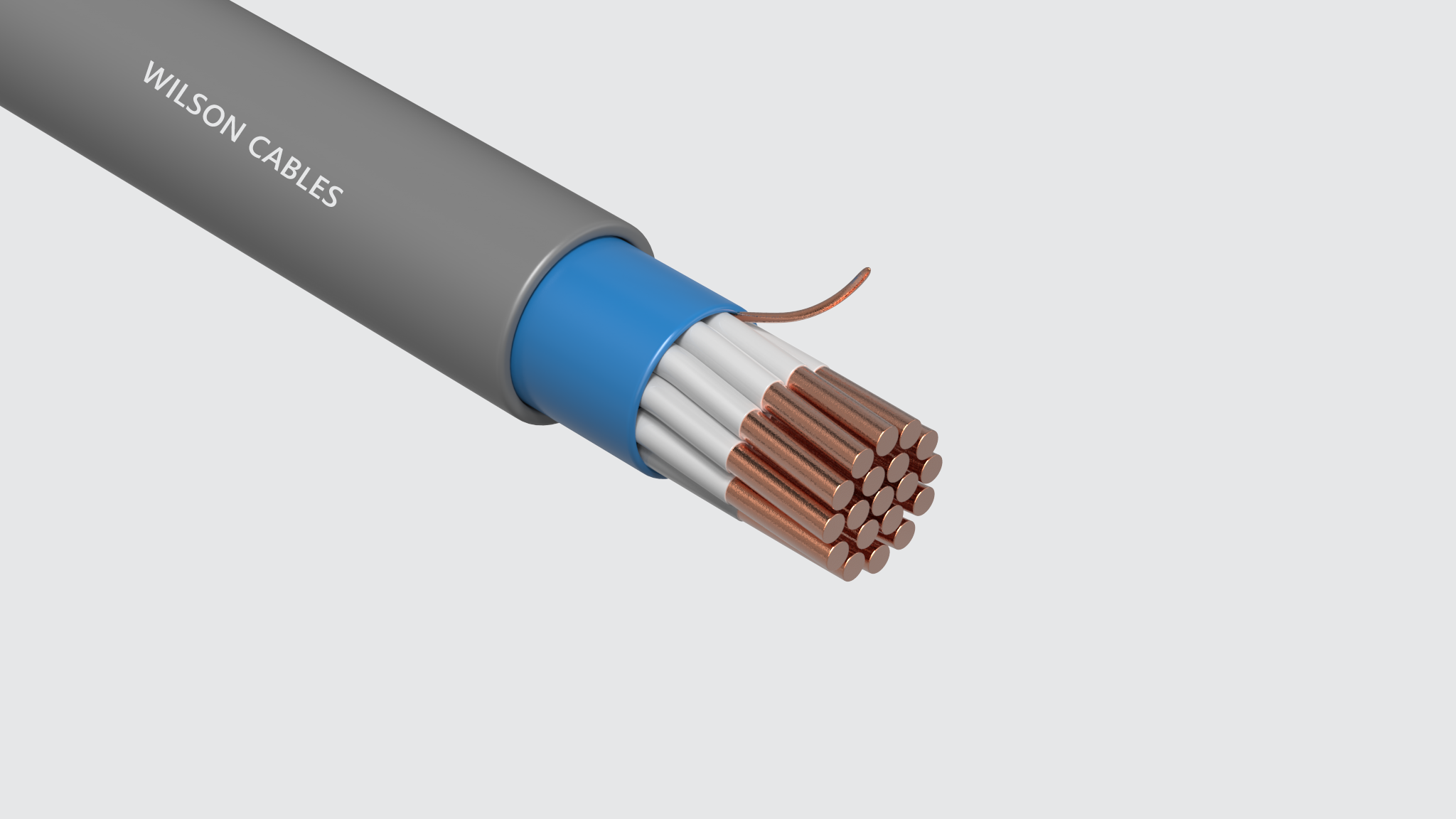 MIM-210 PVC Sheathed Shipboard Instrumentation Cables