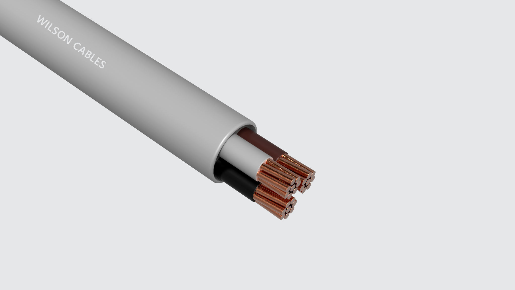 MC-210 PVC Sheathed Shipboard Power Cables