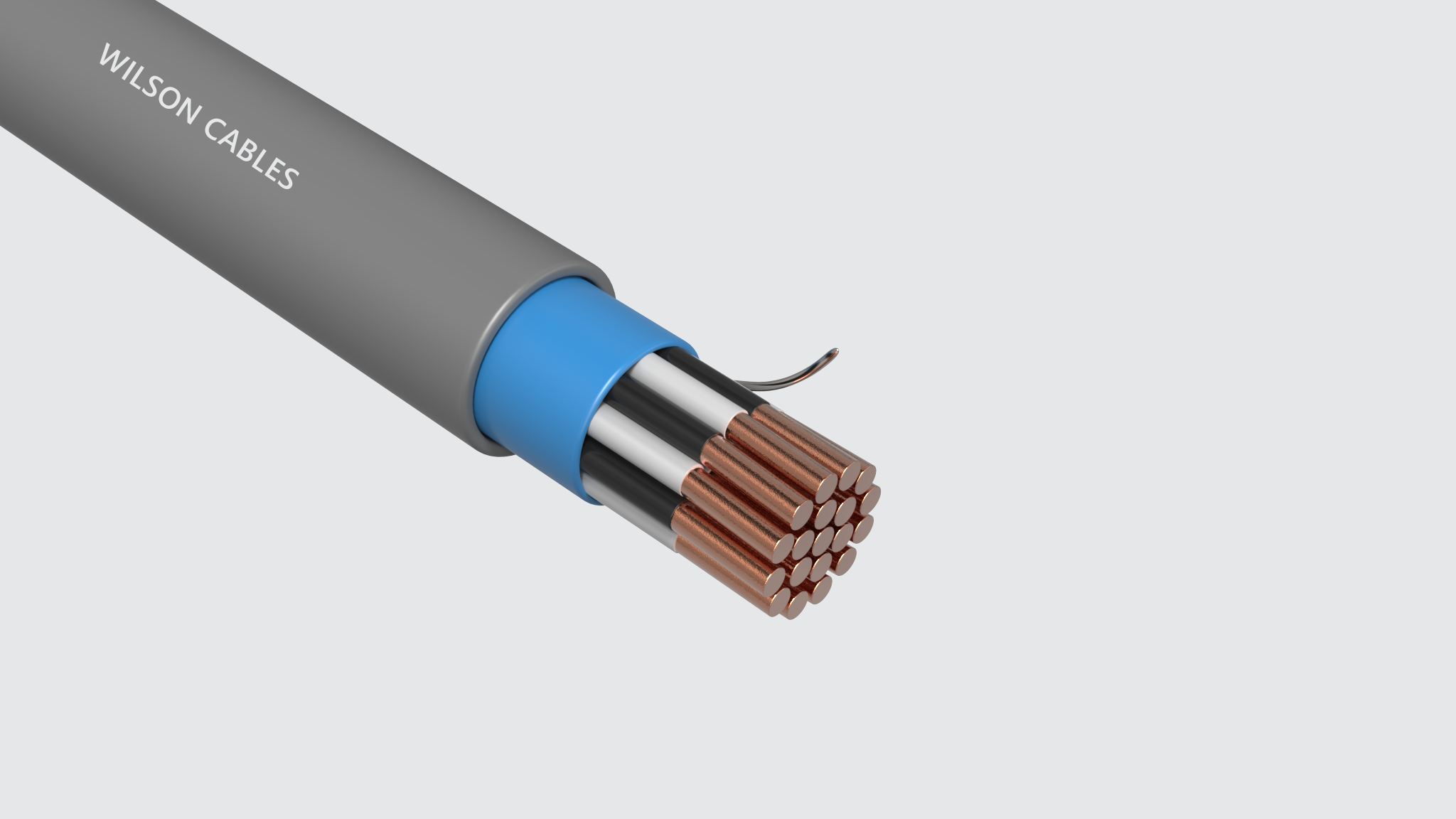 MIC-210 PVC Sheathed Shipboard Instrumentation Cables
